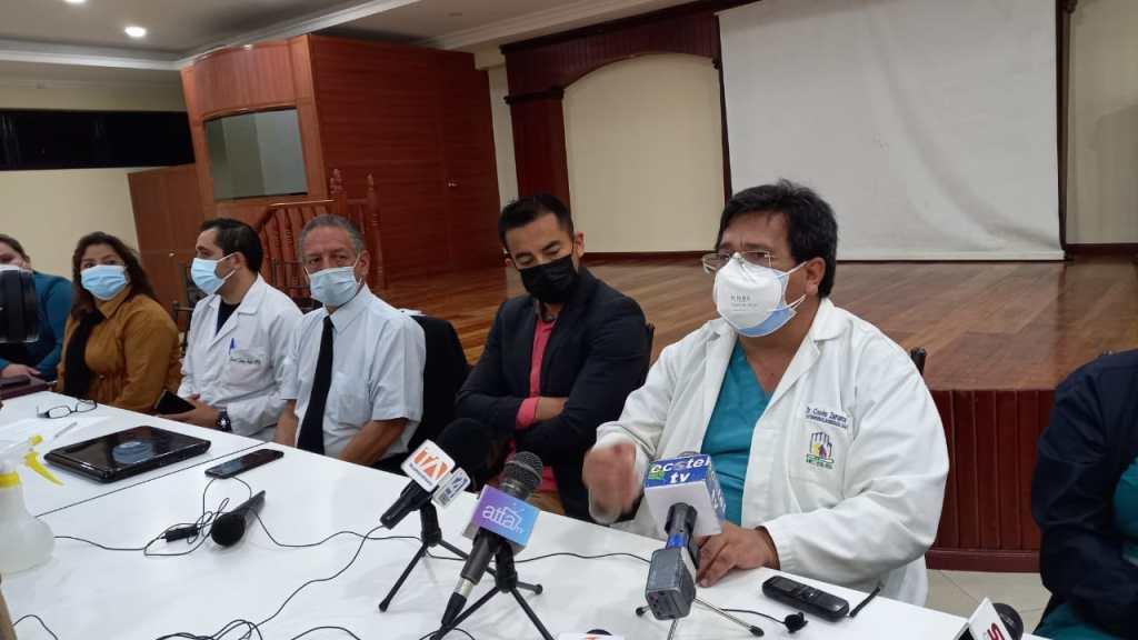 Los dirigentes de los médicos y personal de salud esperan que las autoridades den paso a sus pedidos.
