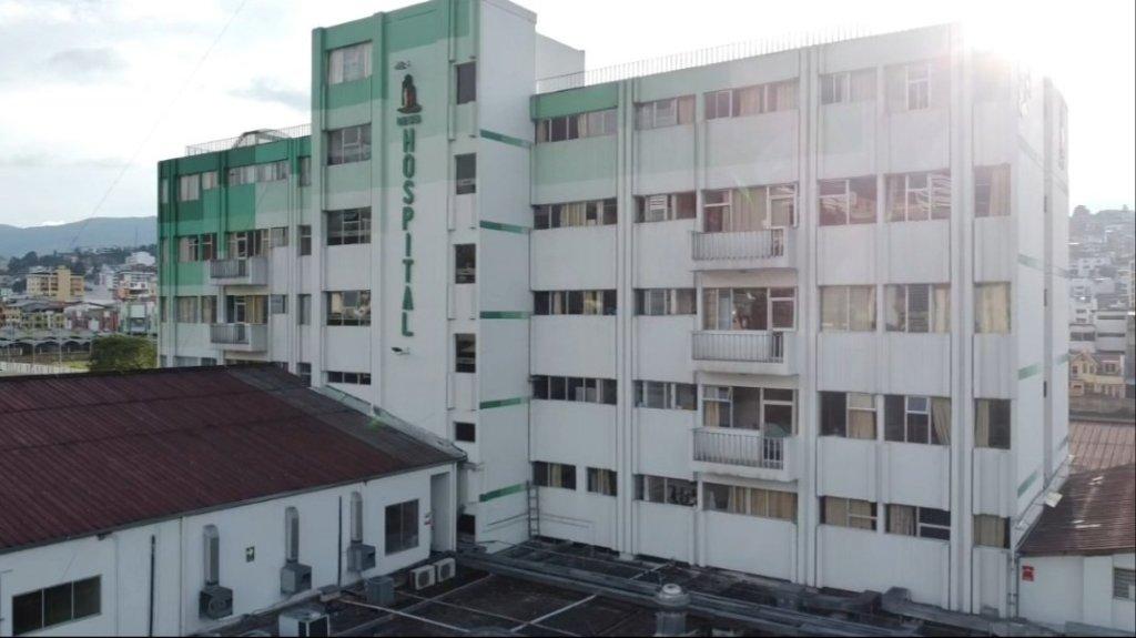 El 'paciente cero' de la variante brasileña estuvo internado en el hospital Manuel Ygnacio Monteros del IESS.
