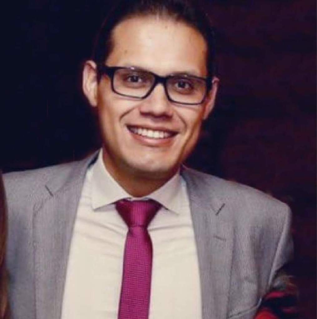 Daniel González Pérez, analista político.