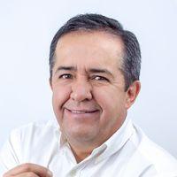 Nilo Córdova fue candidato a la Asamblea por el PSC.