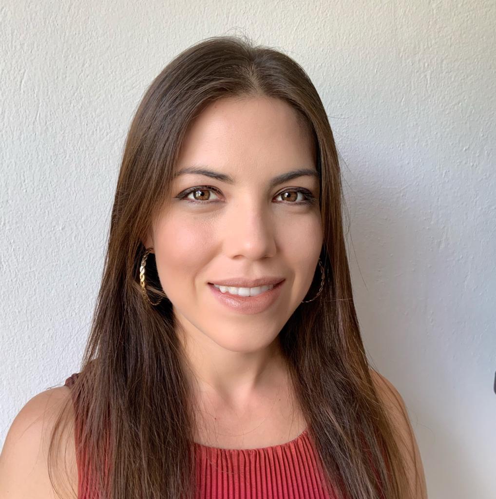 María Augusta Jirón, docente de Derecho.