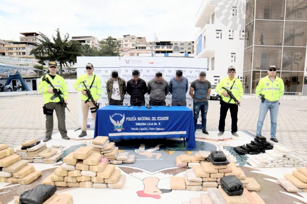 La labor de los policías Antidrogas continúa en este 2021.