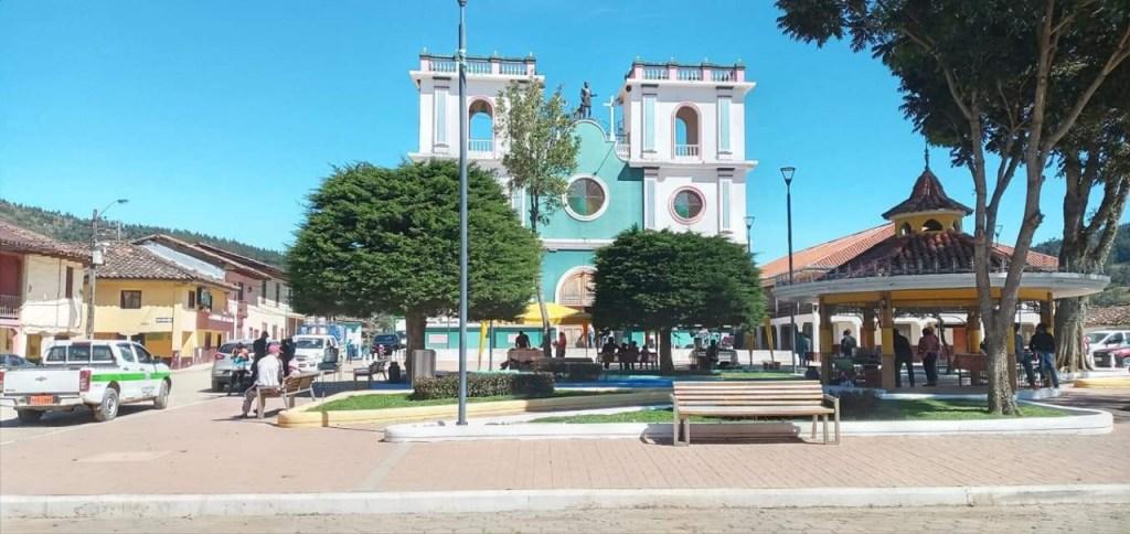 La parroquia se caracteriza por la productividad de sus tierras.