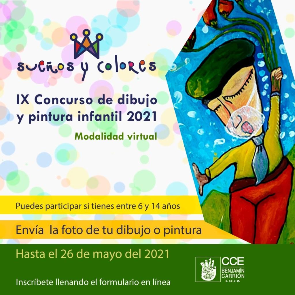 Afiche promocional del evento cultural.