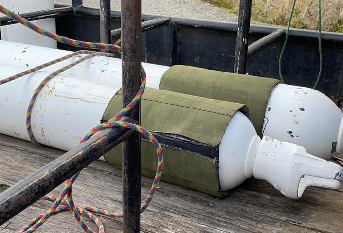 Un tanque de oxígeno tiene un costo de 620 dólares, con una capacidad de 10 metros cúbicos.