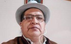 Manuel Medina es el primer asambleísta indígena por Loja.