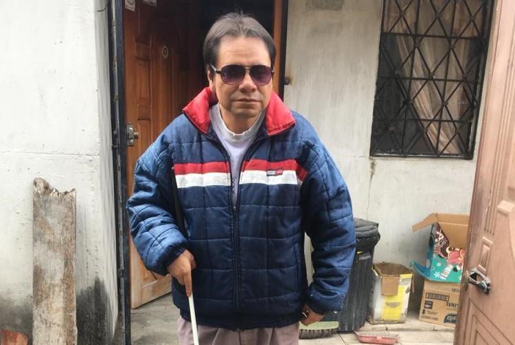 El ciudadano lojano, debido a su enfermedad, no puede trabajar.