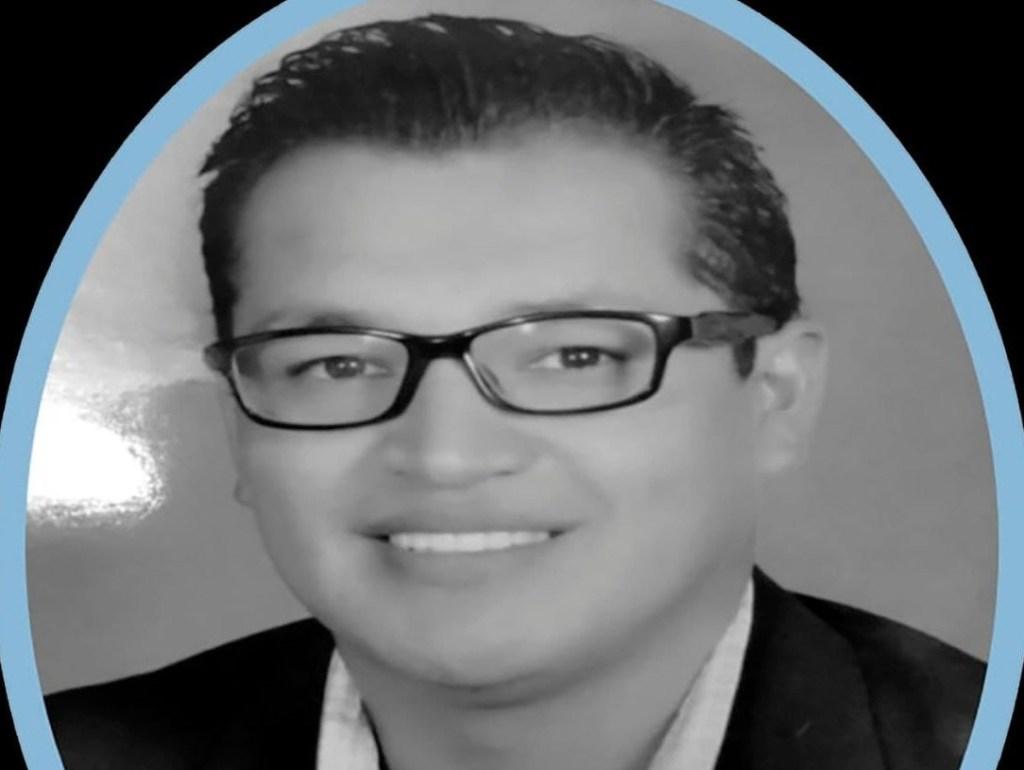 Geovanny Criollo Ramírez, subcoordinador de la Red de Maestros de la Zona 7.