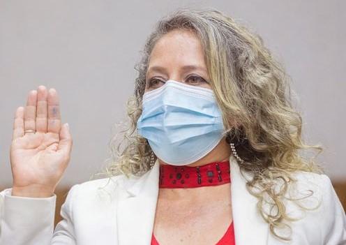 Patricia Picoita estará en funciones por dos años.