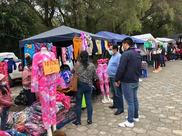 Se manejarán protocolos similares a los de la Feria del Jean.