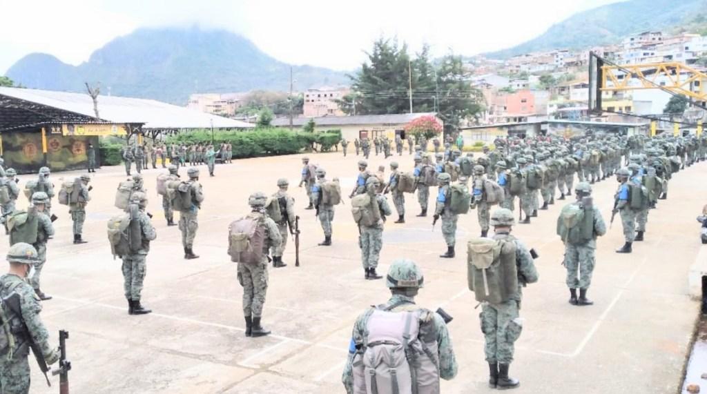 Todas las unidades militares son calificadas, valoradas y acreditadas por el Ciece.