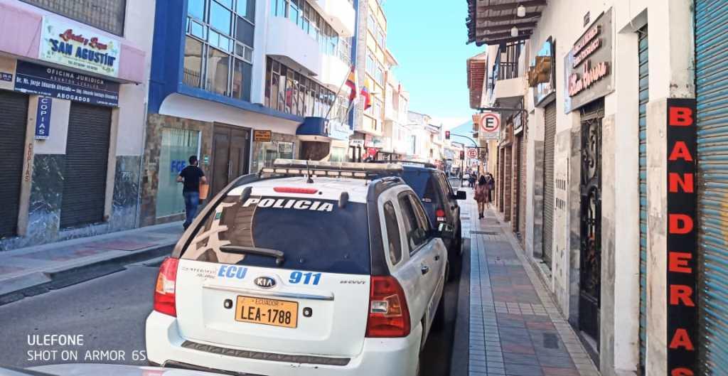 La Fiscalía de Personas y Garantías investiga ese presunto delito.
