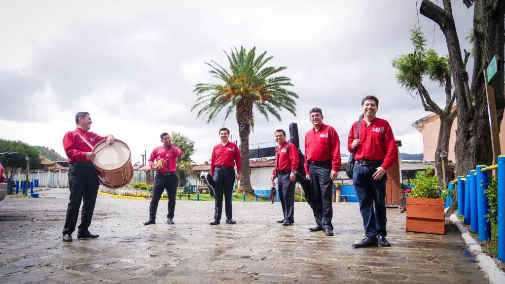 En Intiñan permanecen cuatro de los integrantes que fundaron el grupo.
