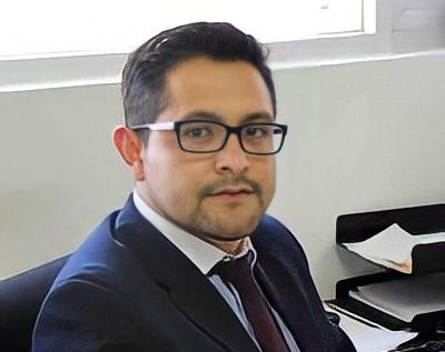 Christian Villarroel Araque, gerente de Gestión Política y Comunicaciones de Guayacan Gold.