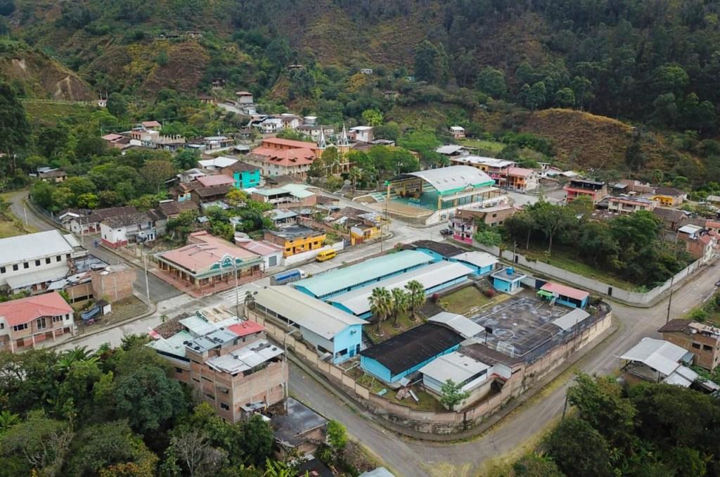 La parroquia cuenta con varios atractivos turísticos.