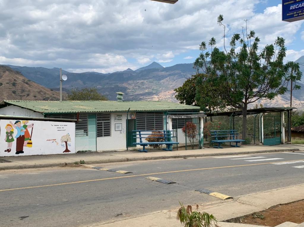 El dispensario del SSC-IESS de Yamana es uno de los 56 existentes en la provincia de Loja.