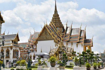 Bangkok templo lugar de interes