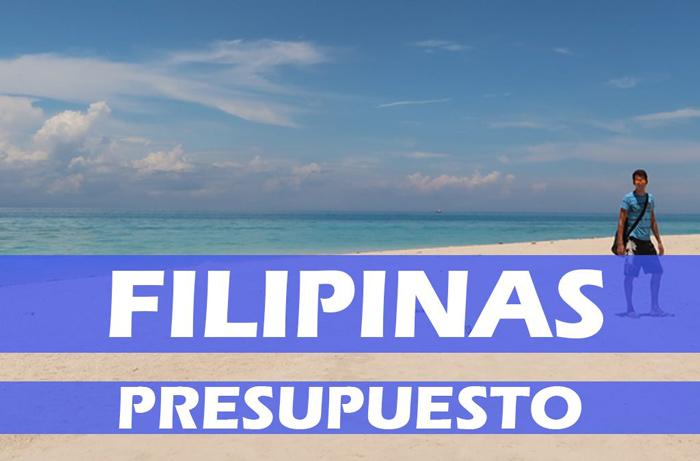 Precios para filipinas que cuesta viajar a filipinas gastos