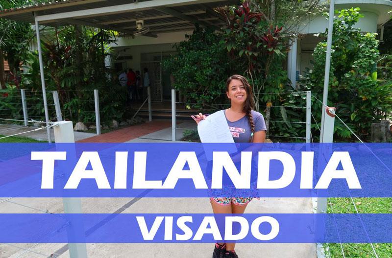 Requisitos, dónde y cómo hacer tu visado de Tailandia en Penang Malasia