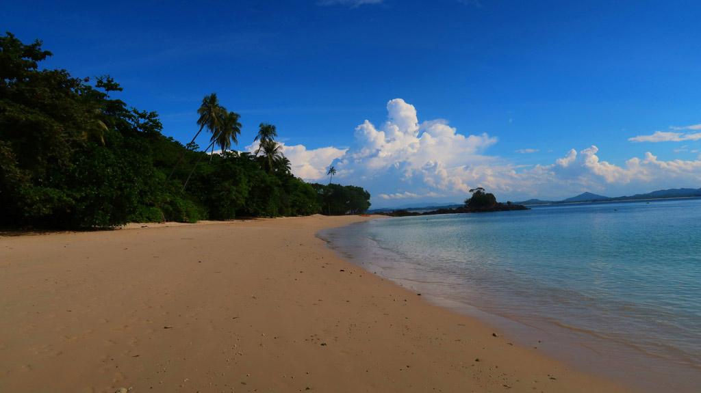 Malasia Isla Pulau Capas