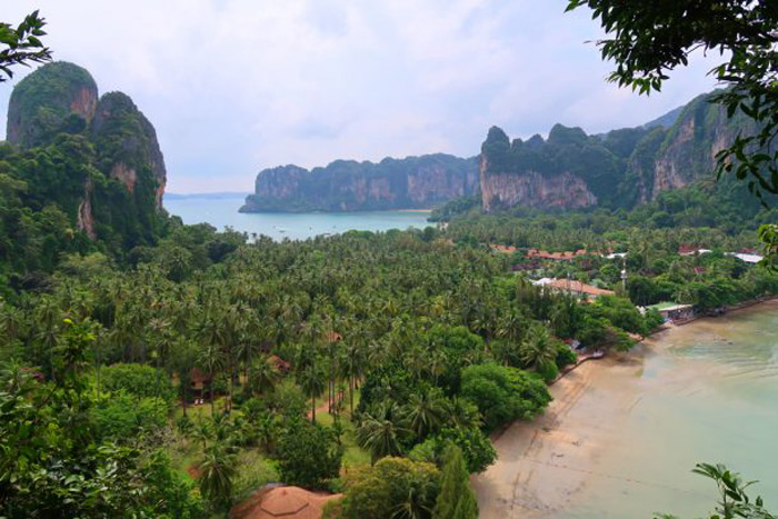 viewpoint Railay
