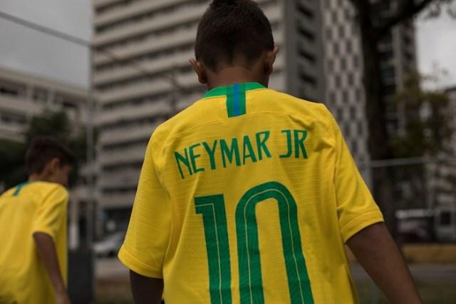 Vai Brasileiragem: Filme Nike