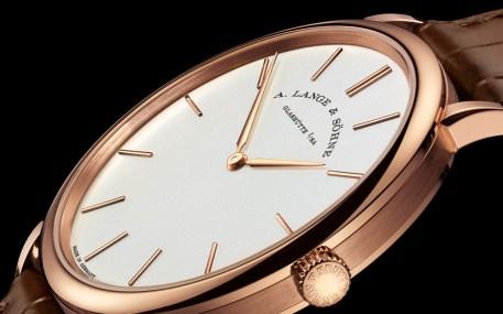 ALS Saxonia Thin - Pink Gold