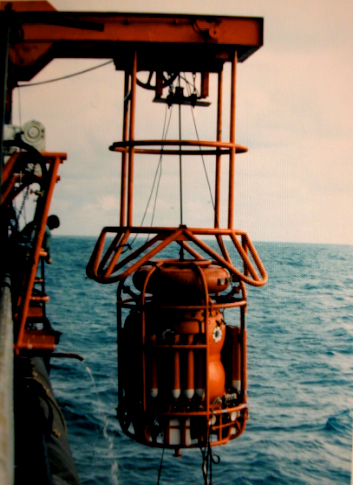 """COMEX """"Diving Bell"""""""