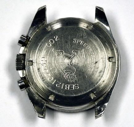Donn Eiseles Speedmaster (collectSPACE)
