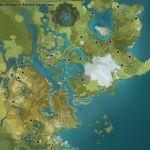 Ubicaciones del santuario de Genshin Impact: Encontrar santuarios de las profundidades