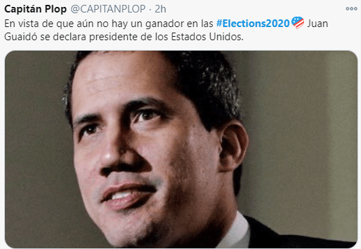 MEMES Elections 2020