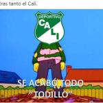 Memes del Deportivo Cali hoy 2020 – Deportivo Cali quedó eliminado en casa al perder con La Equidad
