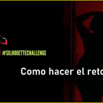 Que es y como hacer el Silhouette Challenge de TikTok con el filtro Vin Rouge