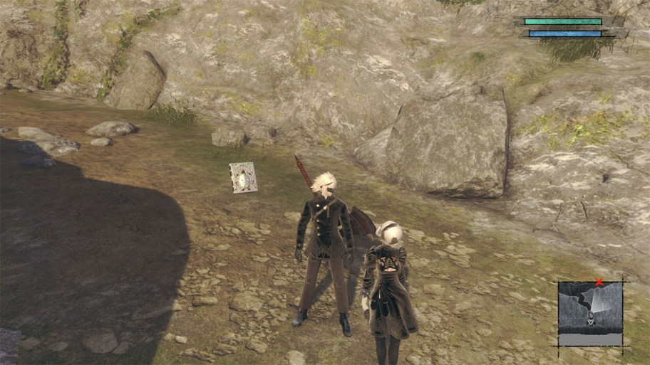 NieR-Replicant-How-To-Unlock-and-Change-Outfits