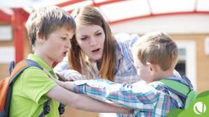 conflitos na escola