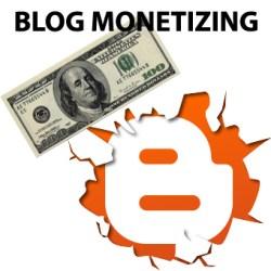 Blog Monetizing