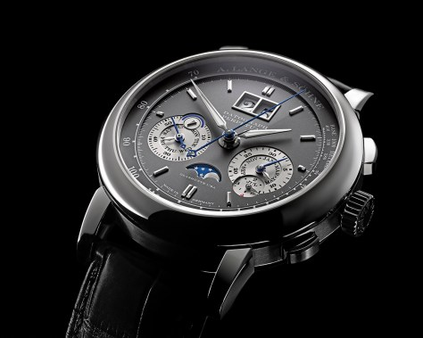 A. Lange & Söhne Datograph Perpetuo perfil