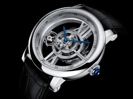 Rotonde De Cartier Astrotourbillon Skeleton - perfil