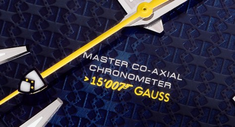 OMEGA Pre-Basel Seamaster -James Bond - detalle