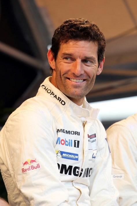Mark Webber - Nuevo embajador de la Manufactura Chopard