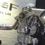 Melchior, el robot relojero de MB & F: vídeo y precios