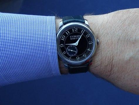 SIAR 2015 - FP Journe Chronomètre Bleu