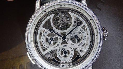 SIAR 2015 - Rotonde de Cartier Gran Complicación