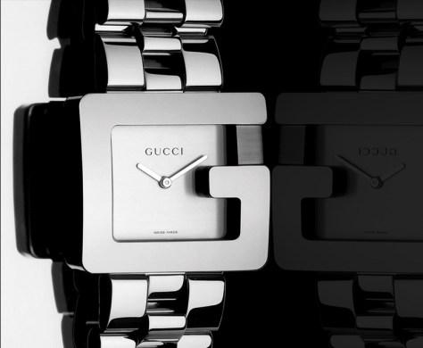 Claude Emmenegger Gucci G-Watch