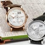Ya disponibles los nuevos Lange 1 de A. Lange & Söhne