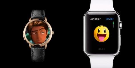 Reloj mecanico vs smart watch