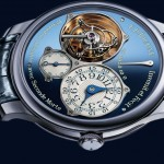 Tourbillon Souverain Bleu de F. P. Journe para Only Watch