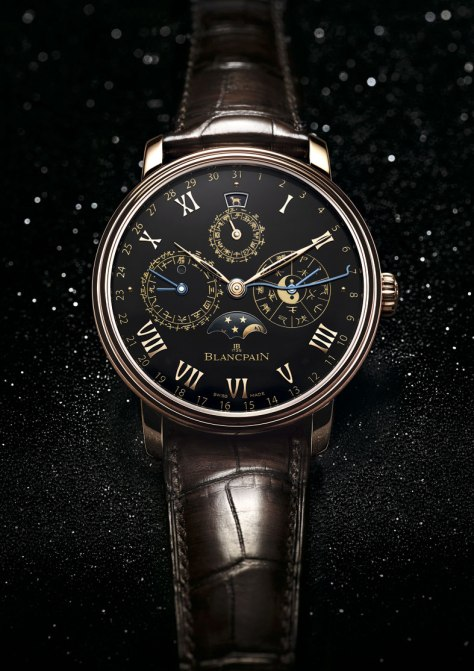 Blancpain Villeret Calendrier Chinois Tradtionnel para Only Watch