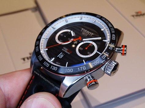 Tissot PRS 516 Automatic Chronograph - bisel