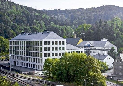A Lange Sohne nuevo edificio